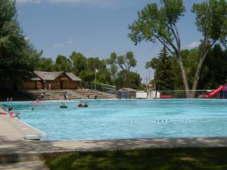 Buffalo Swimming Pool - Washington Park