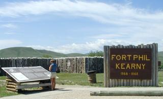 Fort Phil Kearny